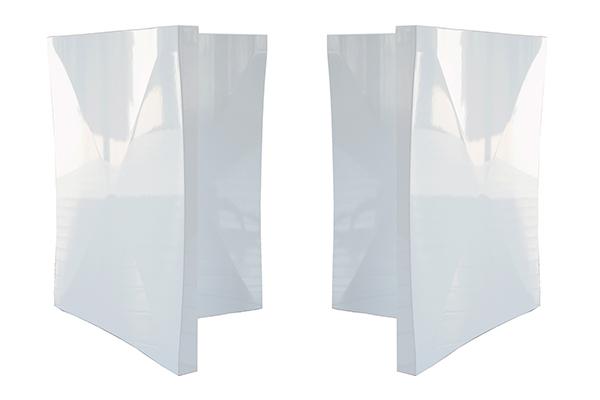 ルチード (2個組) ホワイト