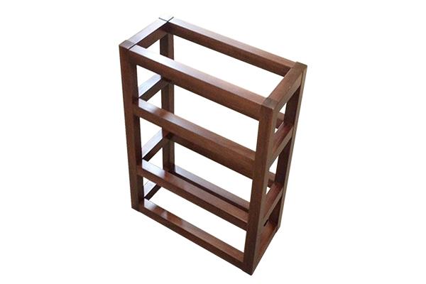 テーブル用脚 ブラウン シカモア (1個)